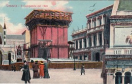 VENEZIA ,  Italy , Il Campanile Nel 1906 - Venezia (Venedig)