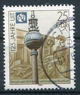 DDR Michel-Nr. 3334 Gestempelt Tagesstempel - Usati