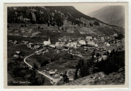 Suisse /Schweiz/Svizzera/Switzerland // Valais // Dorf Saas-Fee (format 10/15) - VS Valais