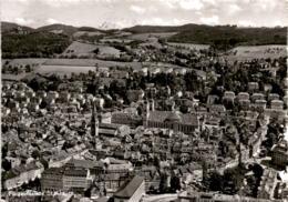 Flugaufnahme St. Gallen (11138) * 20. 9. 1956 - SG St. Gallen