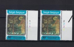 N°2070 (pltn°set) MNH ** POSTFRIS ZONDER SCHARNIER SUPERBE - 1981-1990