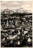 St. Gallen Mit Säntis (27210) - SG St. Gallen