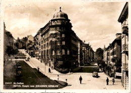 St. Gallen - Hotel Hospiz Zm Johannes Kepler (25617) * 4. 6. 1955 - SG St. Gall