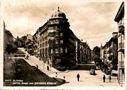St. Gallen - Hotel Hospiz Zm Johannes Kepler (25617) * 4. 6. 1955 - SG St. Gallen