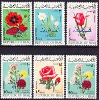 2019-0208 Iraq 1970 Complete Set Mi 589-594 MNH ** - Iraq