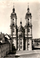 Turmfassade Der Kathedrale St. Gallen (7) - SG St. Gallen