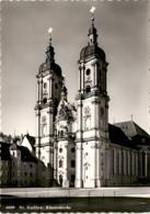 St. Gallen - Klosterkirche (6600) - SG St. Gallen