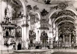Inneres Der Kathedrale St. Gallen (6) * 21. 6. 1955 - SG St. Gallen