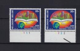 N°2084 (pltn°set) MNH ** POSTFRIS ZONDER SCHARNIER SUPERBE - 1981-1990