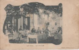CPA Précurseur Ain-Taya (Hôtel Du Figuier) - Le Figuier (jolie Animation) - Algérie