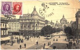 Belgie - Belgique - Antwerpen - De Keyserlei - Antwerpen