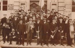 Liffol Le Grand - La Harmonie Industriel - Carte Photo - Musiciens - Liffol Le Grand