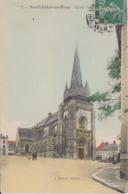 76 - CP  NEUFCHATEL EN BRAY  L'EGLISE  NOTRE DAME - Neufchâtel En Bray