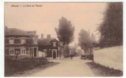 Eghezée - Hanret - La Gare Du Vicinal - Ed. Henri Kaquet - Eghezée