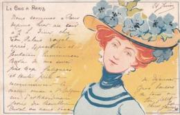Liberty  ,  Le Chic A Paris  -  Ill.  H. Meunier  - - Meunier, G.