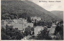 BAD HARZBURG-BADEHAUS U. KURPARK-VIAGGIATA 1923 - Bad Harzburg