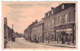 Havelange - Rue De La Poste - Ed.Degrève - Magasin à St Joseph - Tabacs, Cigares, Tissus, Lingeries, Merceries - Havelange
