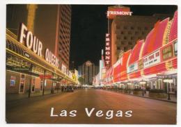 USA -- NV -- LAS VEGAS  -- Fremont Street  (hôtels, Casinos ) - Las Vegas