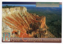 USA -- UT -- Vue Aérienne --  BRYCE CANYON  National Park  --Yovimpa Point - Bryce Canyon