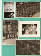 FO-00176- BLOCCO DI 60 FOTO MILITARI PERIODO DAL 1941 AL 1942 - 1939-45