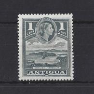 "ANTIGUA....QUEEN ELIZABETH II.(1952-NOW)....."" 1953.""....1c....SG121a......(CAT £3.75.)...MNH. - Antigua & Barbuda (...-1981)"