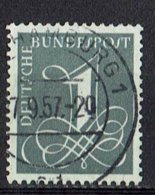 BRD 1955 // Mi. 226 X O - BRD