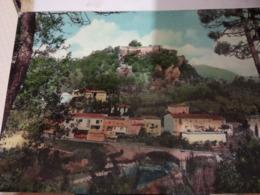 AULLA SCORCIO CON CASTELLO FOREZZA DELLA BRUNELLA VB1970  HE466 - Massa