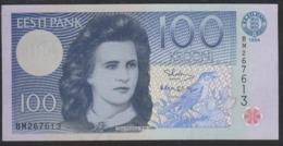 Estonia 100 Krooni 1994 P79a BM267613 UNC - Estonia