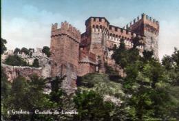 Gradara - Castello Da Levante - Formato Grande Viaggiata – E 13 - Italy