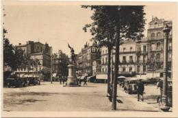 Toulouse Carrefour Boulevard De Strasbourg Et D'alsace Lorraine Statue Jeanne D'arc - Rare -   Port  France  Inclus - Toulouse