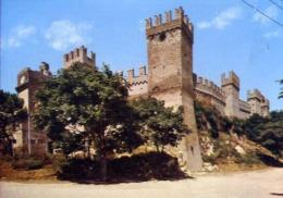 Gradara - Mura Di Cinta E Castello Di Paola E Francesca Da Rimini - Formato Grande Viaggiata – E 13 - Italy