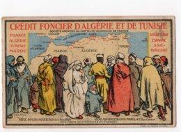 Crédit Foncier D'ALGERIE Et De TUNISIE - Banques