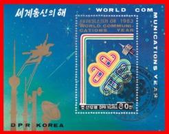 COREA HOJITA AÑO 1983 - Corea (...-1945)