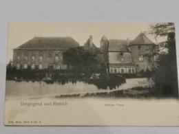 Ungegend Von Remich, Schloss Thorn (Blanc/Noir) Série Nels - Ansichtskarten