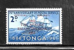Tonga 1962 SC# CO! - Tonga (...-1970)