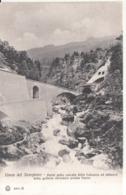 520 - Linea Del Sempione - Ponte Sulla Cascata Della Cairasca - Italia