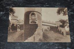 11859-    CHATEAU DE GAESBEEK, VUE GENERALE DE L'AILE GAUCHE - Lennik
