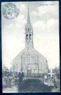 Cpa 22  Calanhel L' Eglise   -- Environs Callac Guingamp     LZ101 - Callac