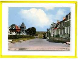 Morbecque - La Rue Du Parc Et Chapelle  Edit Cim N° 108-12. Cimetiere - France