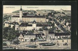 AK Kloster Michelfeld, Taubstummen-Institut, Klosterbräu, Gastwirtschaft Jos. Prininger, Gasthaus Joh. Müller - Non Classés