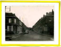 Wahagnies Rue Jean Jaures  Postée 1964  Edit Cim N°2872   Citroen 2CV . Commerces - France