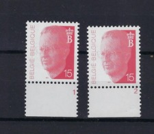 N°2450 (pltn°set) MNH ** POSTFRIS ZONDER SCHARNIER SUPERBE - 1991-2000