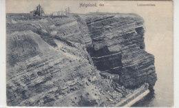 Helgoland - Lummenfelsen - Um 1910 Altersspuren - Helgoland