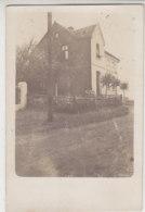 Unser Haus In Lötzen - Fotokarte - Ostpreussen