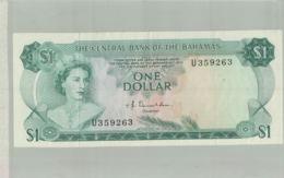 BILLET DE BANQUE  The Central Bank Of The Bahamas   1974   -  Sept  2019  Alb Bil - Bahamas