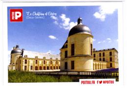CP 79  Oiron, Le Château - Autres Communes