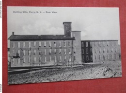Knitting Mills  Perry - New York  Ref   3605 - NY - New York