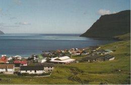 Bygdir / Eysturoy - Syorugeta  Faroe Islands - Faroe Islands