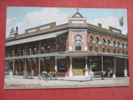 Oklahoma  Bldg.  Bank    Oklahoma > Guthrie Ref   3605 - Guthrie