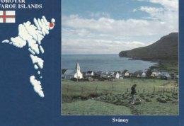 Faroe Islands  Svinoy - Faroe Islands